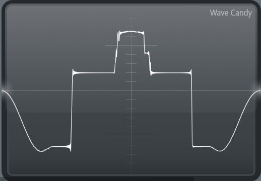 showing wave from fl studio